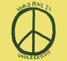 World Peace is Underrated by Ryan Houston