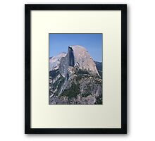 Half Dome, Yosemite National Park  Framed Print