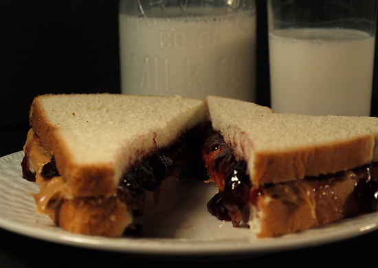 PEANUT BUTTER AND JELLY by Sharon A. Henson