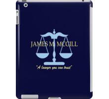 Better Call Saul - James M. McGill iPad Case/Skin