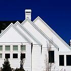 Geometric House by Kory Trapane