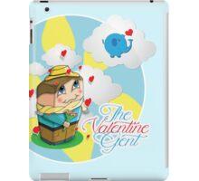 Mr. Cute Valentine iPad Case/Skin