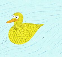 Bob the Duck! by Alex Greenhead