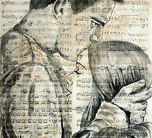 Romanticismo by Krzyzanowski Art