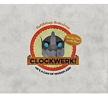 Dota2 - Clockwerk 50s  Photographic Print