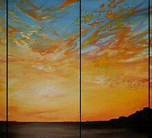 A Burst of Sky by Cherie Roe Dirksen