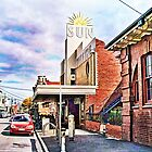The Sun Theatre - Yarraville, Victoria, Australia by Helen Chierego
