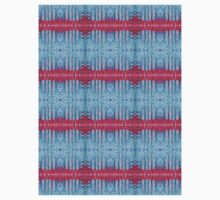blue and red stripes Kids Clothes