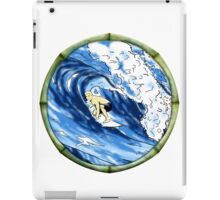 Surfing The Tube iPad Case/Skin