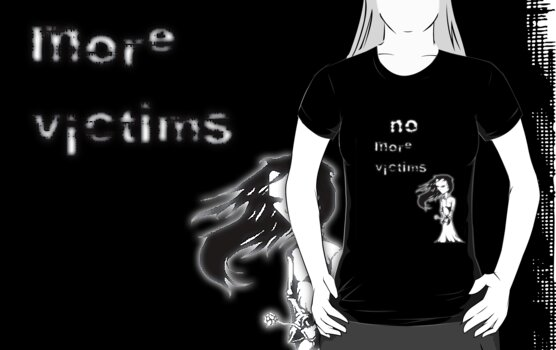 No More Victims by RPGesus