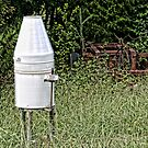 Rain Gauge by Patricia Montgomery