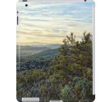 Looking At The Horizon iPad Case/Skin