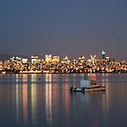 Vancouver Skyline by AstroGuy