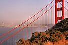 The Golden Gate SF by Jo Nijenhuis