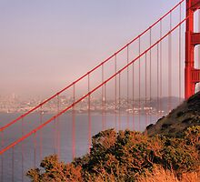 The Golden Gate SF by Jo Nijenhuis
