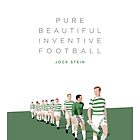Pure Beautiful Inventive Football - Lisbon Lions by InsideTheHoops