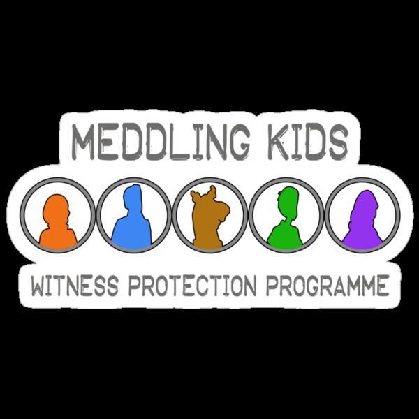 Meddling Kids by Mark Wilson