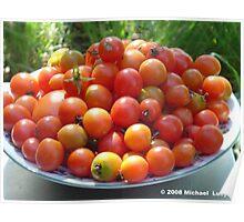 Tomato Time Poster