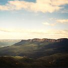 The Blue Mountains by Shaina Lunde