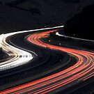 Highway Lights by Radek Hofman