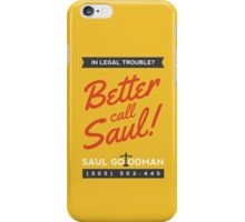 Better Call Saul | Breaking Bad iPhone Case/Skin