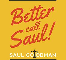 Better Call Saul | Breaking Bad by weheartscott