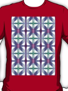 cool colored x T-Shirt