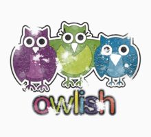 owlish retro  by teegs
