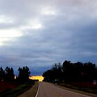 Light at the END of the Road by Larry Llewellyn