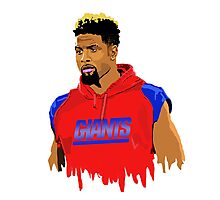 Odell  Photographic Print