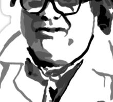 Dr. Mantis Toboggan MD Sticker