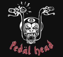 Pedal Head by Mungo