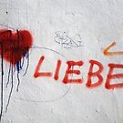 Love/Liebe  by Benjamin Scheurer