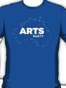 The Arts End of the World - Arts Party T-Shirt
