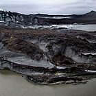 Ice and glacier- Iceland by Philippe Rikir