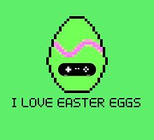 I Love Easter Eggs by ilikewinning2