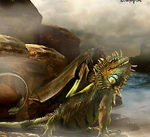 puff the magic dragon by navybrat