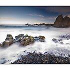 Portbradden Coastline by jimfrombangor