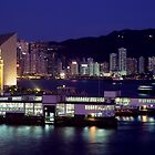 Hong Kong Harbour 2 by WoAi