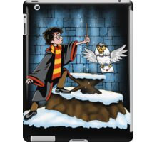 Wand and the Wizard iPad Case/Skin
