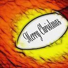 Christmas Card by Virginia N. Fred