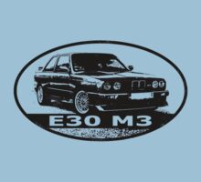 The original M3 (black) Kids Clothes