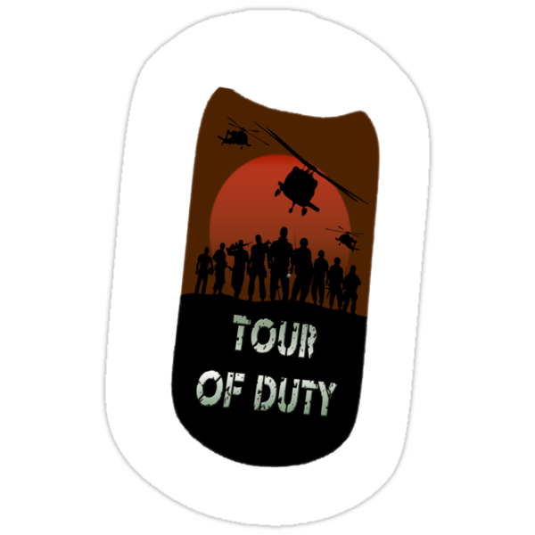 Tour of Duty by Mark Wilson