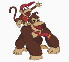"""""""Kong Buddies!!!"""" Kids Clothes"""