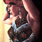 Jamaican Woman by Jean Hildebrant