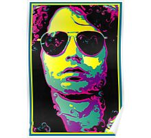 GAUDY KALEIDOSCOPIC POP - Beautiful Crooner Brights Poster