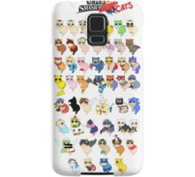 Super Smash Cats! Samsung Galaxy Case/Skin