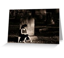 Grief Greeting Card