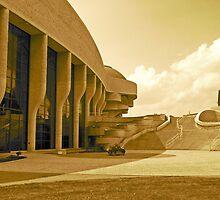Museum Of Civilisation by marchello