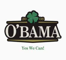 Irish O'Bama by midniteoil